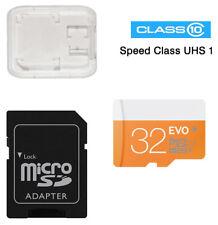 32GB Tarjeta Memoria Micro SDHC 32G Clase 10(UHS-I) + Adapter SD/MicroSD