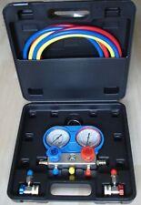 Diagnosegerät für Klimaanlagen Kühlsysteme prüfen befüllen  R134A