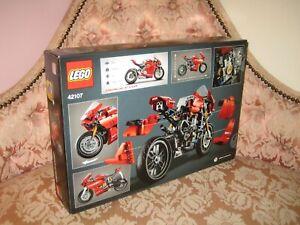 LEGO Technic Ducati Panigale V4 R - Se 42107 - New & Sealed