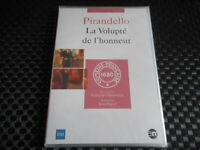 DVD NEUF - LA VOLUPTE DE L'HONNEUR / PIRANDELLO - COMEDIE-FRANCAISE 1680