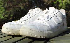 10.5 Men's Nike Air Force 1 (white)