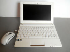 Asus Eee PC X101H Netbook in Weiß Windows 7, wenig benutzt mit Zubehör, OVP.