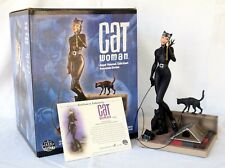 CATWOMAN by JIM LEE FULL-SIZE STATUE: MINT IN BOX