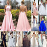 Womens Party Long Maxi Dress Formal Cocktail Prom Bridesmaid Ball Gown Clubwear