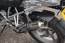 BMW R1200 GS GSA (10-12) Beowulf Silencer Exhaust Muffler STAINLESS STEEL
