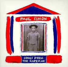CD PAPER SLEEVE VINYL RÉPLICA + OBI + PAUL SIMON / SONGS FROM THE CAPEMAN
