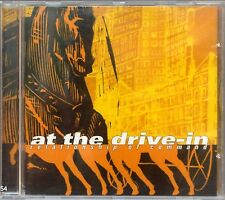 """At the Drive-In - Relationship of Command (CD 2000) Features """"One Armed Scissor"""""""