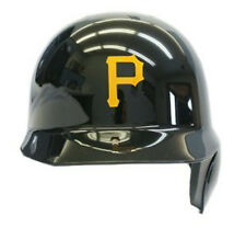 TWO PITTSBURGH PIRATES  BASEBALL HELMET VINYL STICKER DECAL BATTING HELMET DECAL
