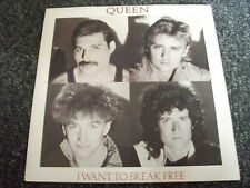 Queen-I Want to Break Free 7 Ps-Made in Spain