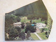Identical Postcard Lot 25 Eastover Inc Lenox Ma Mass Unused Invites Crafts Clubs