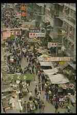 538027 Kowloon Second hand Goods Market Hong Kong A4 Photo Print