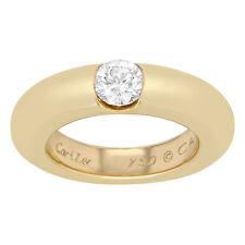 Cartier Echtschmuck aus Gelbgold Ringe