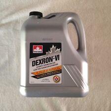 DEXRON VI Automatic Transmission & Power Steering Fluid 4L Jeep,Chrysler,Dodge