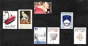 Slovenia ...... Excellent Used Stamps   ...  2853