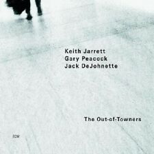 "KEITH JARRETT TRIO ""THE OUT OF TOWNERS"" CD NEUWARE"