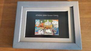 Coca-Cola Pin Puzzle-Athen 2004 Olympic Games-limitierte Special-Edition von 500