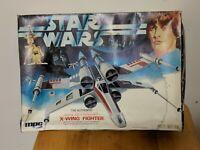 Original 1977 Star Wars Luke Skywalker X-Wing Fighter In Original Box Never...