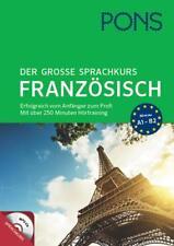 PONS Der große Sprachkurs Französisch (2016, Taschenbuch)