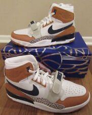 Nike Air Jordan Legacy 312 NRG Size 11.5 White Midnight Navy Ginger AQ4160 140