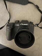 Panasonic Lumix GH5 4K Mirrorless Camera Body. Sigma Lens. 19mm F/2.8