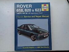 Rover 618,620,623 Haynes Manual 1993-1997 Brand New..... book number 3257