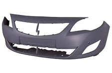 VAUXHALL ASTRA 2010-2012 FRONT BUMPER PRIMED WITH SENSOR HOLES BRAND NEW