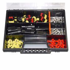 AMP Superseal 0,75-1,5² Sortimentskasten Stecker Set 2-pol. KFZ Motorrad LKW
