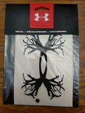 Under Armour 6 Inch Decal - UDE1206 - New In Package!