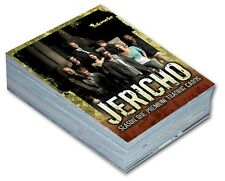 Jericho Season 1 Complete 72 Card Basic Set