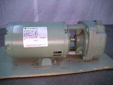Burks Model 310CS6M Turbine Pump 1 HP, 3450 RPM, 230/460 Volts, 3 Phase