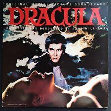 John Williams DRACULA soundtrack LP 1979 Langella Laurence Olivier Bram Stoker