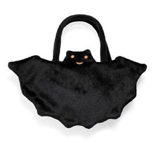North American Bear Co. Black Bat Cloth Purse Goody Bag Tote 3yrs+ NEW
