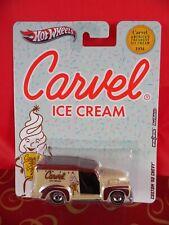 Mattel Hot Wheels 2011 Carvel Ice Cream Custom '52 Chevy Real Riders