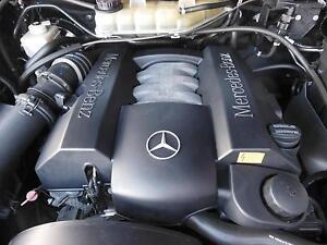 MERCEDES M CLASS ENGINE/ MOTOR PETROL,3.7LTR,W163,ML350,112.970 CODE, 05