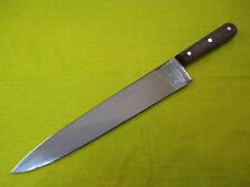 Vintage Case XX 10 inch Stainless Steel Chef Knife P-200