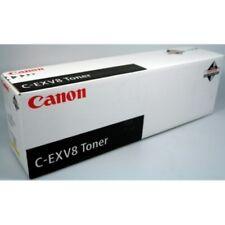TONER GIALLO C-EXV8 CLC3200 IRC3200 7626A002 CANON ORIGINALE