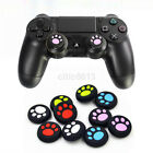 2X Soft Silicone Controller Joystick Thumb Stick Grips Caps for PS3 PS4/Xbox One