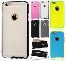 For Apple iPhone 6 6S Plus PREMIUM TEXTURED TPU Hard Skin Case Phone Cover