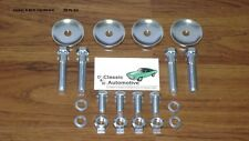 Control Arm Upper Hardware Kit 20pc Bolts Washers Nuts Camaro Nova Firebird