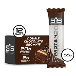 Science in Sport (SiS) PROTEIN20 55g 12 Pack - Multi Flavours