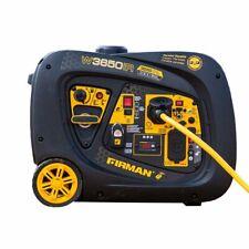 Firman W03383 Whisper Series 3300 Watt Electric Start Inverter Generator With