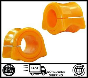 Fiat Scudo 2007 Onwards Front Left & Right Antiroll Bar POLYURETHANE BUSHES X2