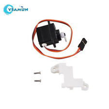 Feilun Ft009 Rc Boat Spare Parts Steering Gear Component Servo with Fixed Cover
