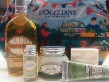 L'Occitane  Christmas Almond Collection