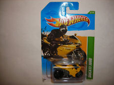 2012 Hot Wheels Treasure Hunts Series Ducati 1098 Motorcycle 2/15 Rare FREE SHIP