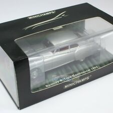 MINICHAMPS BENTLEY CONTINENTAL R SILVER 436139421