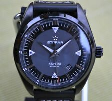ETERNA KONTIKI Date PVD 1222.43 Automatic Gray Dial