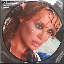 """KYLIE MINOGUE RED BLOODED WOMAN 12"""" PICTURE DISC 2004 Unplayed !"""