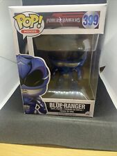 Funko Pop! Movies: Power Rangers - Blue Ranger Vinyl Figure