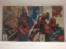 All New X-Men Limited Series: Deadpool #1-4 (VF) Complete mini Series